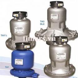Bộ làm đằm dòng chảy / Pulsation Dampener/ Tranquilizer :TA2,NG2SS