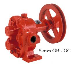 Bơm dầu Series GB-GC