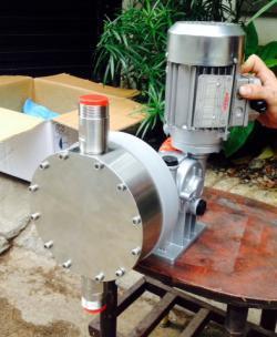 Bơm định lượng hóa chất  MIA500A