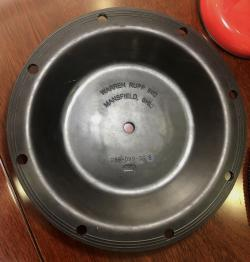 Màng cho bơm sandpiper  286-099-365